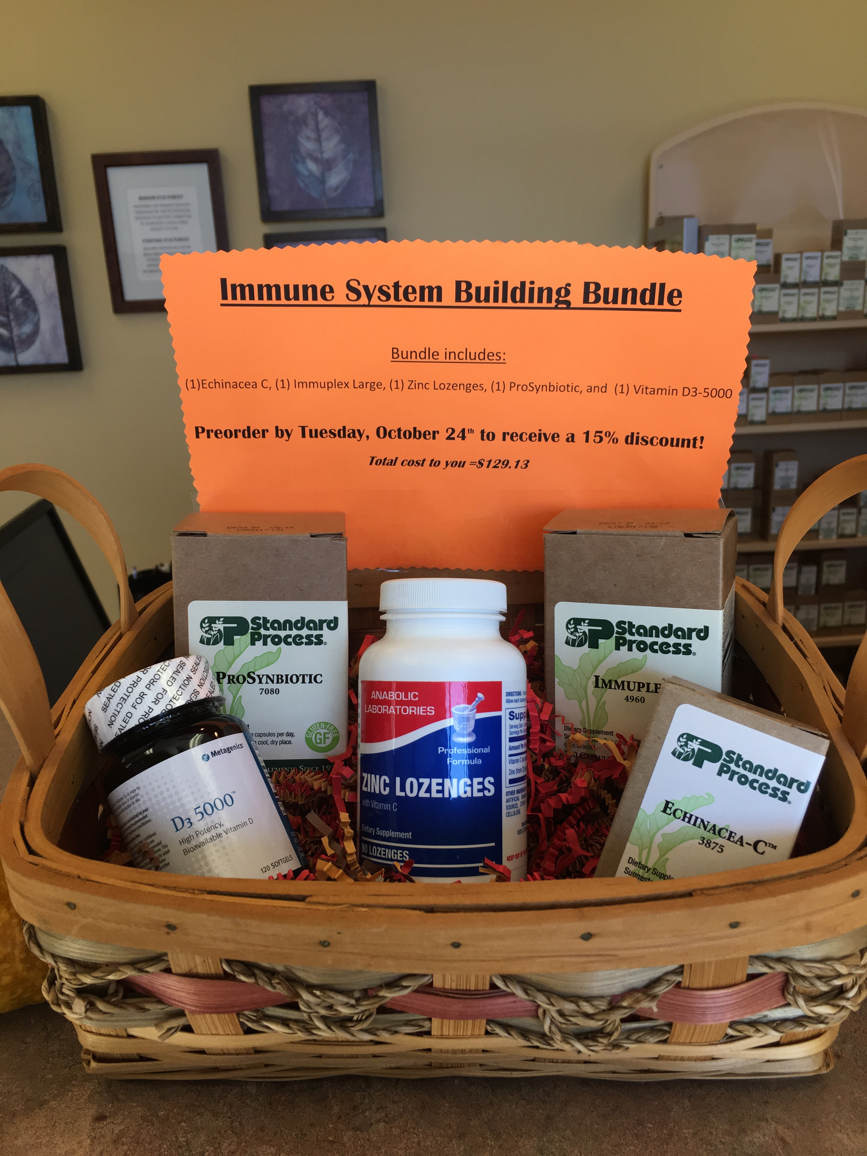 Immune Building Bundle